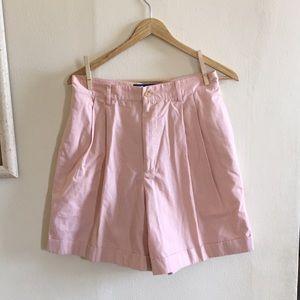 Vintage Ralph Lauren polo shorts - pink! 90's!